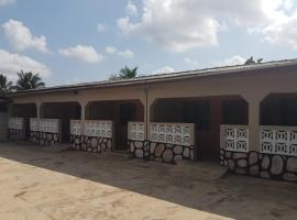 Kepson Guest House, Akatsi (Adaklu Anyigbe附近)