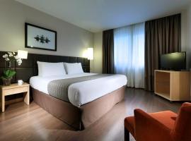 欧洲之星光明之城酒店