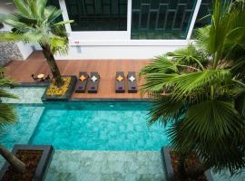 查汶维拉维酒店, 查汶海滩
