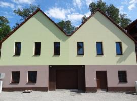 Apartmány Starovice