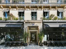 国立工艺学院酒店,位于巴黎的酒店