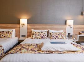 蓬塔利耶几利亚的酒店, 蓬塔利耶
