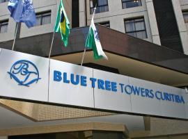 蓝树塔圣米歇尔酒店