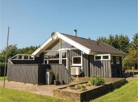 Two-Bedroom Holiday Home in Lokken