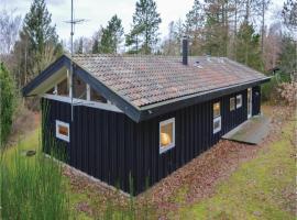 Three-Bedroom Holiday Home in Holstebro