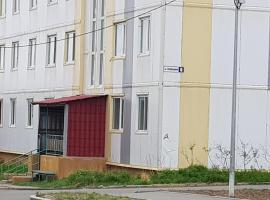 Apartment on ulitsa Skuridina 6, Magadan