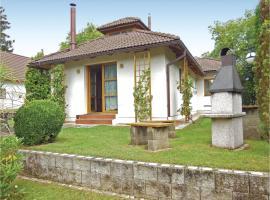 Three-Bedroom Holiday Home in Velke Popovice