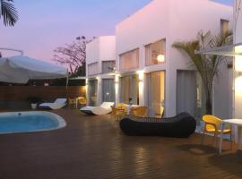 Stylish Beach House with pool