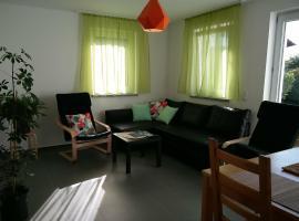 Modernes Apartment in ruhiger Lage in Kassel Nordshausen