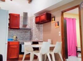 Kalamaki Two Bedroom Apartment