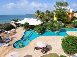 Tropikist Beach Hotel and Resort, Crown Point