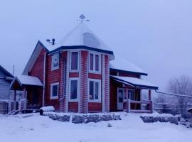 Guest House on Naberezhnaya Street, Umba