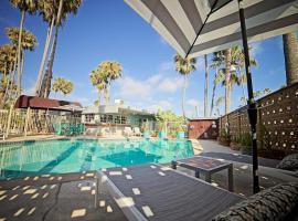 海洋别墅旅馆
