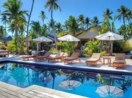 天堂湾度假酒店, Naukacuvu Island (Nanuya Balavu Island附近)