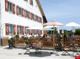 索莱伊山 - 切斯拉森索旅馆, Saint-Imier