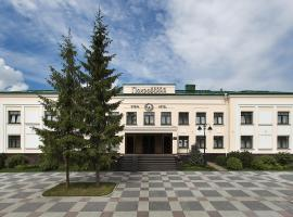 普罗维斯基酒店, 普斯科夫