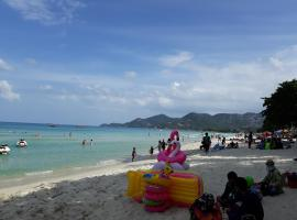 苏梅岛绿色酒店, 查汶海滩