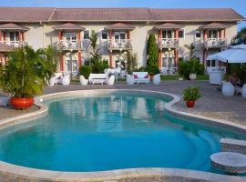 Nomad Suites Residence, Libreville (Akanda National Park附近)