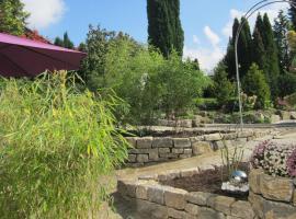 Ferienwohnung Bambusgarten