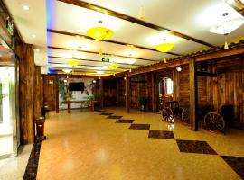 武隆区沄杉假日酒店