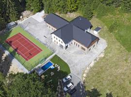 Club rezidence Apartmány Pod Lučí