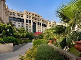 迪拜范思哲酒店