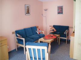 Three-Bedroom Apartment in Altenstein