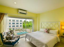 索斯盖特公寓酒店 , 春蓬