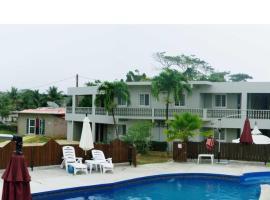 塞班岛卡里斯泳池别墅