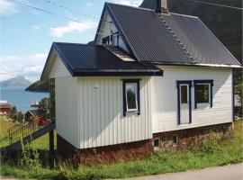 Three-Bedroom Holiday Home in Karhamn