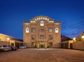 Hotel Legenda, 顿河畔罗斯托夫
