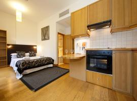 2雷特一室公寓酒店