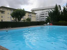 里斯本中心舒适公寓 - 带游泳池