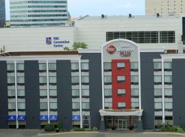 温尼伯市中心贝斯特韦斯特PLUS酒店