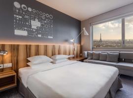 巴黎星辰广场凯悦酒店