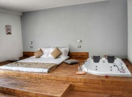 Heaven Guesthouse, Corbeni