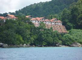 刁曼岛赛乐萨公寓式酒店