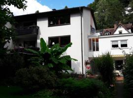 Ferienwohnung Neckarblick