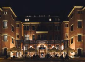 手工啤酒中央酒店
