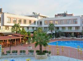 特斯乐度假酒店,位于地拉那的酒店