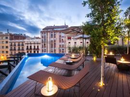 巴塞罗那OD酒店