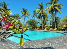 普里邦加海滩小屋酒店