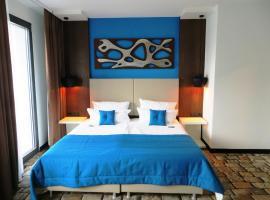 图恩酒店,位于美因河畔法兰克福的酒店