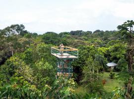 Tranquilo Bay Eco Adventure Lodge- All Inclusive, Bastimentos (Popa Island附近)