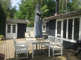 Sommerhus på Orø