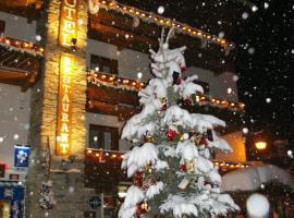 艾维茨冰川酒店