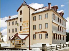 豪特蒙塔尼酒店