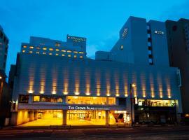 新阪急高知皇冠饭店 ,位于高知的酒店