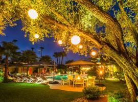 沙漠里维埃拉酒店
