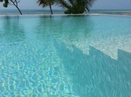Jaribu Beach Hotel, Paje